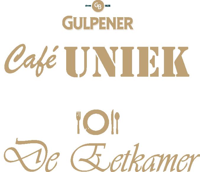 Menukaart – CAFE UNIEK – DE EETKAMER DIDAM