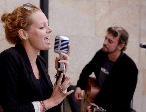 23 januari muziek: Lara Leaves!