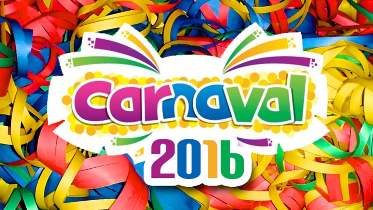 Eetkamer Uniek : Carnaval 2016